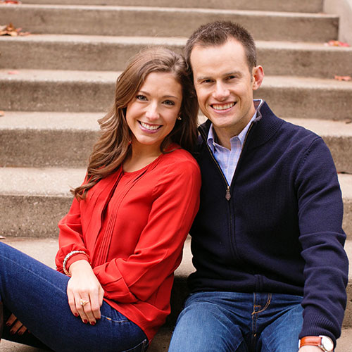 Joe and Megan Keck who are dentists in Thorntown, Indiana - Contact us today!